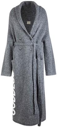 Goddess Breakfast Coat - Gray