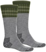 Wolverine Hunter Cuff Socks - 2-Pack, Over the Calf (For Men)
