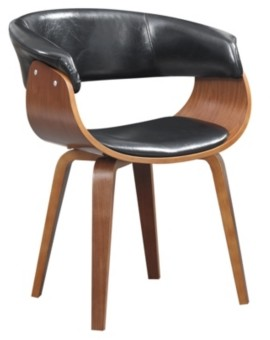 AC Pacific Mid-Century Dining Chair