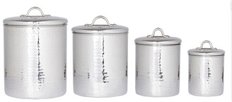 Old Dutch 4Pc Canister Set