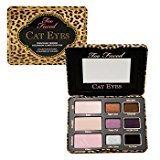 Too Faced NEW! Cat Eyes Ferociously Feminine Eye Shadow & Liner Collection 1 ea