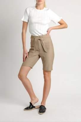 Current Air Tie Waist Shorts