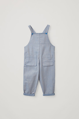 Cos Cotton Overalls