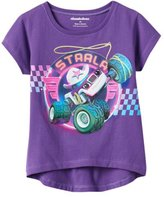 Blaze and the Monster Machines Girls-7 Cowgirl Starla Monster Truck Shirt