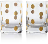 Kate Spade Two Dot Double Old-Fashioneds