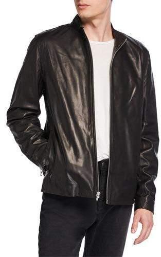 51e64d2e70720 Rag & Bone Men's Leather & Suede Coats - ShopStyle
