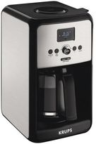 Krups Savoy Stainless Steel Coffee Maker