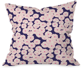 DENY Designs Floral Sophistication Throw Pillow