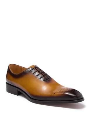 MAISON FORTE Kyoto Wholecut Leather Oxford