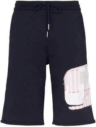 Thom Browne Whale track shorts
