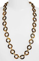 Kate Spade Women's 'Out Of Her Shell' Long Link Necklace