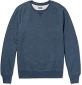J.Crew Mélange Loopback Cotton-Jersey Sweatshirt