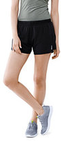 Classic Women's Active Woven Shorts-Coral Pink/Deep Coral