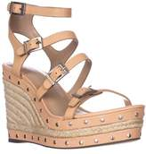 Charles by Charles David Larissa Wedge Sandals, Nude.