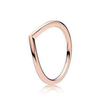 Pandora Women Vermeil Piercing Ring - 186314-54