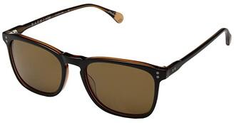 Raen Wiley (Black) Polarized Fashion Sunglasses