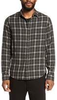 Vince Plaid Double Face Sport Shirt