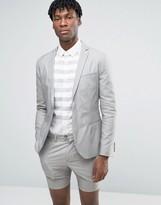 Selected Cotton Blazer