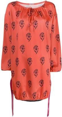 Undercover logo dress