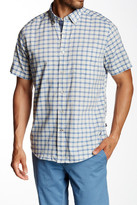 Nautica Classic Fit Slub Short Sleeve Shirt