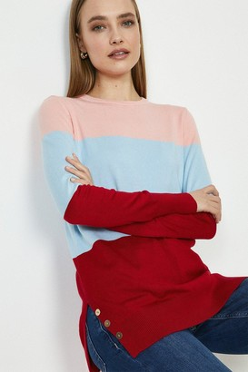 Coast Crew Neck Stripe Tunic
