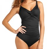 Fantasie Versailles Underwired Twist Front Control Swimsuit - FS5754
