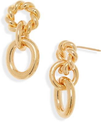 Laura Lombardi Baby Lou Drop Earrings