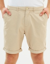 Scotch & Soda Pima Cotton Chino Shorts