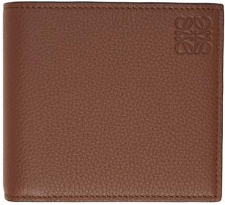 Loewe Brown Bifold Wallet