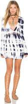 Gypsy 05 Deep V Front Mini Dress