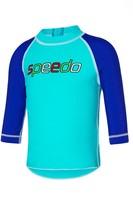 Speedo Baby Boys Logo Suntop