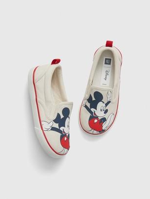 Disney babyGap   Mickey Mouse Slip-On Sneakers