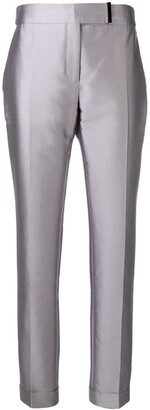 Tom Ford High Rise Straight Trousers