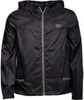 Bench Mens Packaway Solid Jacket Black