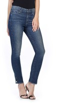 Paige Women's Hoxton High Waist Ankle Peg Skinny Jeans