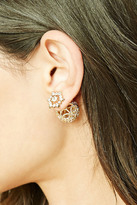 Forever 21 FOREVER 21+ Ornate Cutout Ear Jackets
