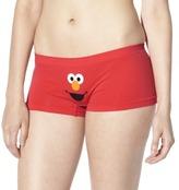 Sesame Street Women's Seamless Boyshort - Elmo