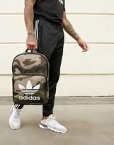 Adidas Originals adidas Originals Camo Print Trefoil Backpack