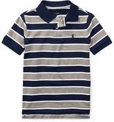 Ralph Lauren 2-7 Performance Lisle Polo Shirt