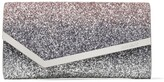 Jimmy Choo Glitter Emmie Clutch Bag