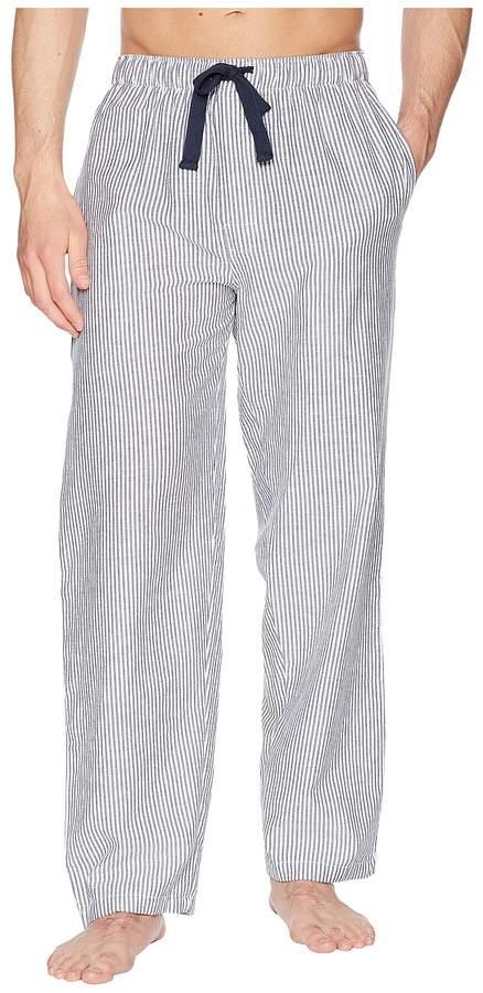 Jockey Yarn-Dye Broadcloth Sleep Pants Men's Pajama