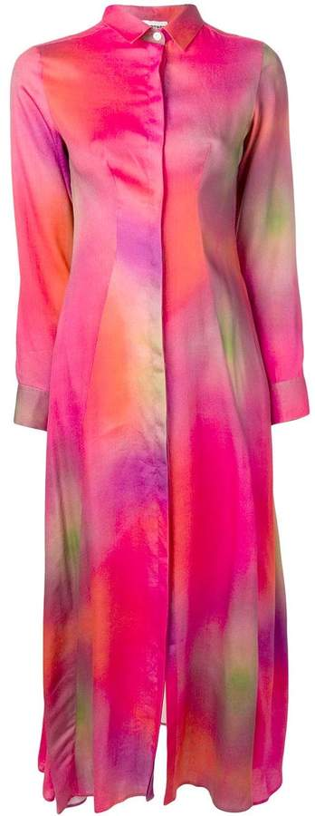 e3df543b0 tie dye shirt dress