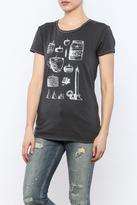 Mushpa + Mensa I Am Grey T-Shirt