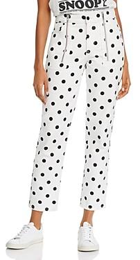 Marc Jacobs The St. Mark's Polka-Dot Pants