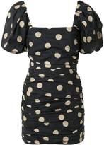 Bec & Bridge Josephine polka-dot mini dress