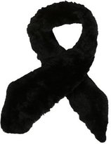 Trilogy Rabbit Fur Scarf