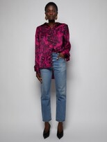 Thumbnail for your product : LaQuan Smith Engine Print Shirt