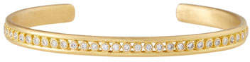 Armenta Sueno 18K Gold Cuff Bracelet with Diamonds