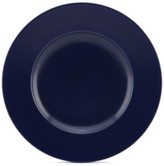 Kate Spade Larabee Dot Navy Collection Stoneware Accent Plate