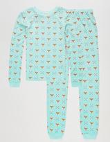 COSMIC LOVE Fox Girls Pajama Set